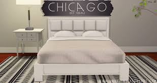 Cheap Bed Frames Chicago Chicago Bed Frames Galleryimage Co