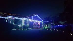 pictures of christmas lights on houses where to find houses with christmas lights in west auckland stuff