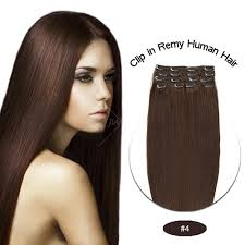 remy hair extensions cheap clip in hair extensions hair clip ins medium brown