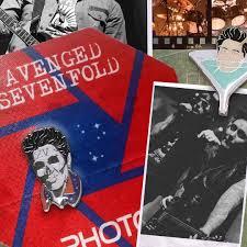 Avenged Sevenfold Flag Synyster Gates Brian Haner