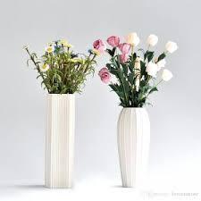Vase Deco European Style Simple High End Ceramic Vase Living Room Modern