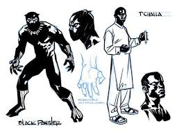 black panther will have more than a cameo in u0027captain america
