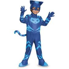 Boy Halloween Costumes Disguise Pj Masks Catboy Deluxe Toddler Costume 4 Pc Bag