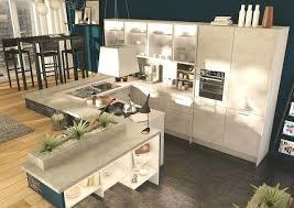 modele cuisine avec ilot central table ifarmkenya info