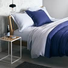linen powder blue sheets queen unison