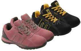 womens safety boots uk safety trainers shoes boots work steel toe cap ankle size 3