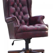 Leather Office Chair Leather Office Chair Chesterfield Brisbane Devlin Lounges