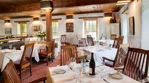 millcroft inn u0026 spa dining at headwaters restaurant caledon on