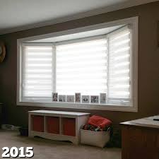 Blinds For Bow Windows Decorating Bay Window Decorating Ideas Window