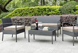 Used Patio Furniture Patio Stunning Outdoor Dining Sets Clearance Sears Outdoor