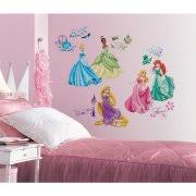 Rooms To Go Princess Bed Disney Princess Royal Debut Peel And Stick Wall Decals Walmart Com