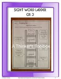 sight word ladder grade 1 word ladders worksheets and literacy