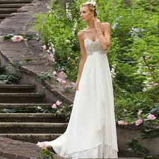 perfect lace beach wedding dresses from china manufacturer