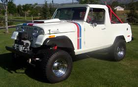 jeep commando custom member