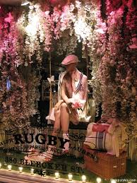Easter Store Window Decorations by Sitting Pretty What A Fabulous Idea For A Florist And We Have
