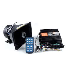 remote control police car with lights and siren car styling 200w police siren car alarm siren 12v 920 car siren