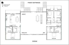 floor plans la palmeraie oceanfront villa rental