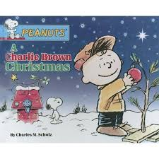 peanuts a brown christmas a brown christmas by charles m schulz