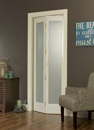 8 Foot Tall Closet Doors by American Wood Mission Frosted Bi Fold Door 36