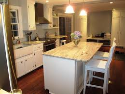how to install a kitchen island granite countertop formica laminate kitchen cabinets how to