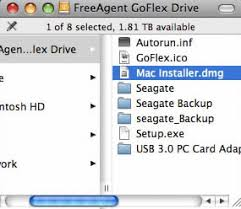 How To Open Seagate Freeagent Desk How Do I Make My Goflex Drive Work With My Mac
