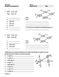 86 best geometry parallel lines u0026 transversals images on