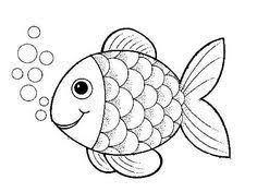 sweet fish coloring pages animal coloring pages