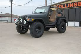 custom built jeeps