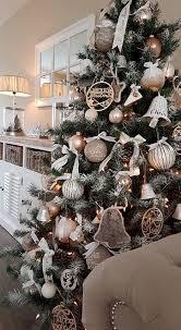 rustic christmas tree rustic christmas christmas pinterest