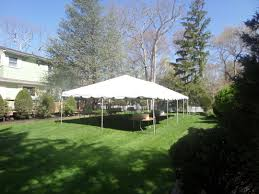 Party Canopies For Rent by Smithtown Tent Rentals Long Island Party Supplies Holtsville