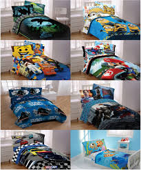 Lego Bedding Set Boys Character Comforter Bedroom Bed Cover Lego City Disney