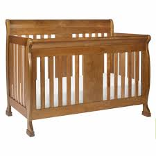 Cribs Convert To Toddler Bed Davinci Porter 4 In 1 Convertible Crib With Toddler Bed Conversion