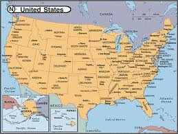 map of the united states showing states and cities picture of the map of the united states us map states and cities