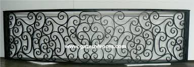 iron railings designs aluminum balcony railings metal rail designs