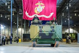 amphibious vehicle marines marines u0027 aging amphibious vehicle fleet to get better armor more