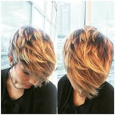colorful short hair styles 21 stunning long pixie cuts short haircut ideas for 2018