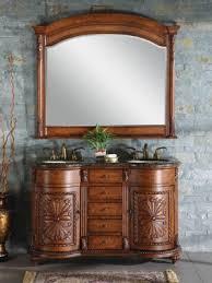 54 Bathroom Vanity Double Sink 49 54 Inches Bathroom Vanities