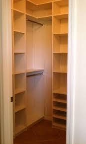Wood Closet Shelving by Minimalist Wood Closet Tower Roselawnlutheran