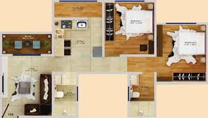 2 bhk 850 sq ft apartment for sale in konark krest at rs 4200 0