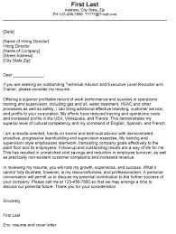 best examples of resumes cover letters and thank you letters