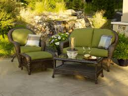 Replacement Cushions For Wicker Patio Furniture Decor Decorate Your Patio Using Outdoor Replacement Cushions