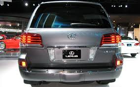 lexus lx 570 wallpaper 2012 detroit 2013 lexus lx570 photo u0026 image gallery