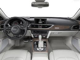 audi a6 interior at audi a6 2015 picture 16 of 52