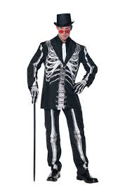 black suit halloween underwraps bone daddy cosplay skeleton suit halloween creepy xxl