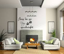 your goodnight wall quote decal wall lettering sticker