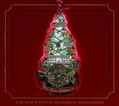 2015 official white house historical association coolidge ornament