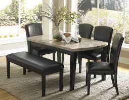 black marble dining table set marble dining room set createfullcircle com
