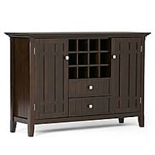 Small Sideboard With Wine Rack Sideboards U0026 Dining Room Buffets Buffet Servers And Cabinets