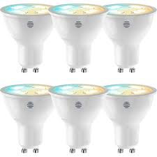 hive active light 3 pack uk7002482 hive active light gu10 smart bulb 6 pack ao com