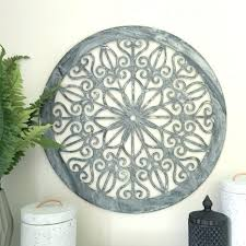 Wall Decor Metal Tree Wall Decor Round Outdoor Metal Wall Art Round Mirror Wall Decor